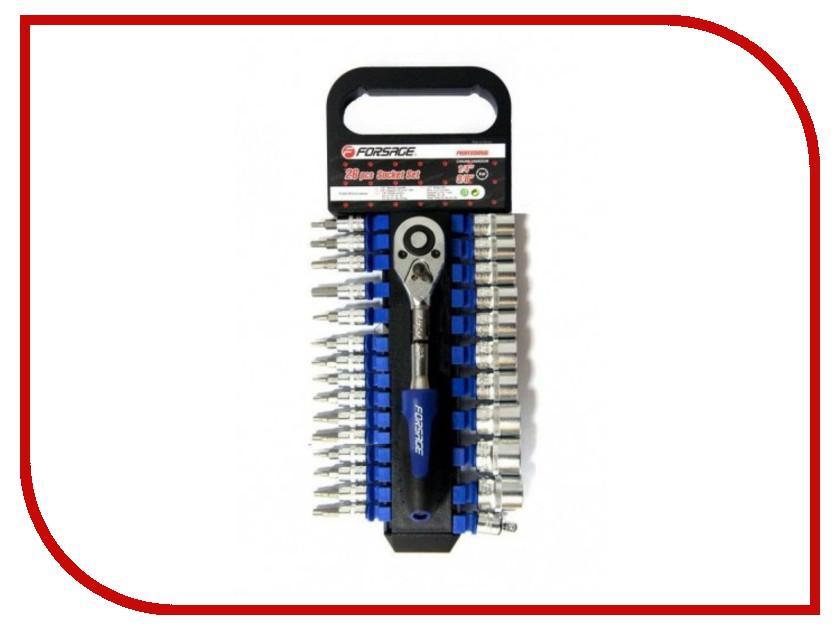 Набор инструмента Forsage 026-5 MSA<br>