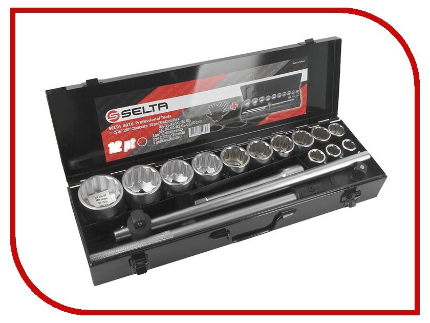 Ключ SELTA 6916 набор инструмента selta 4524