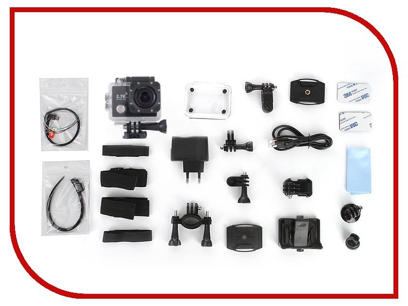 Экшн-камера Activ 6000 Ultra HD Black 55463