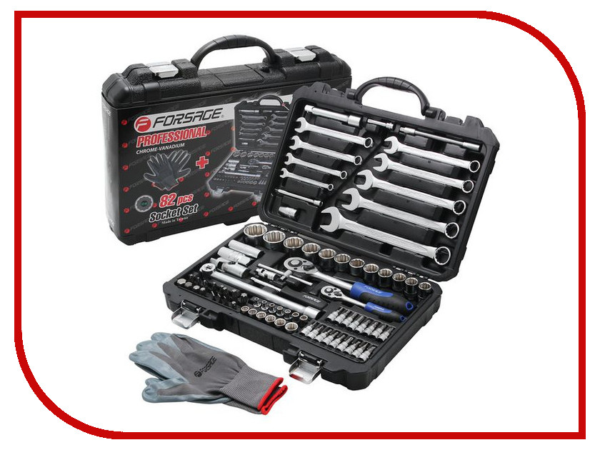 Набор инструмента Forsage 4821-9<br>