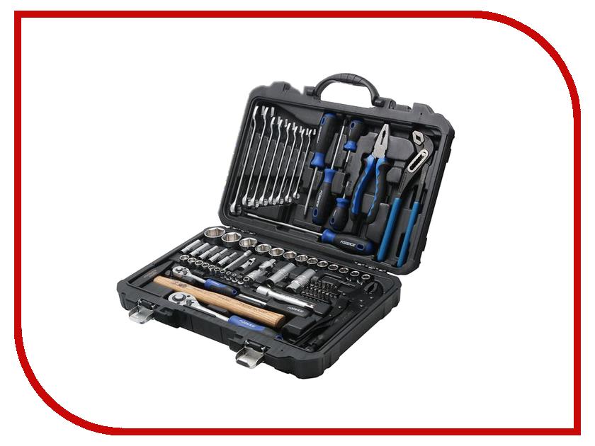 Набор инструмента Forsage 4722-5 набор головок forsage 9738 014 9 msa