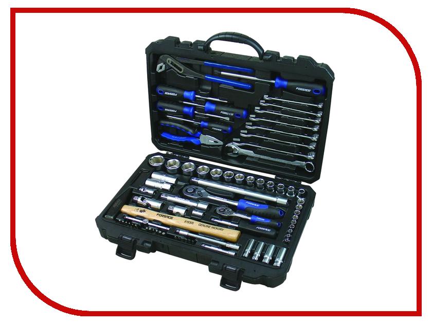 Набор инструмента Forsage 4772-5 набор инструмента forsage 014 9 msa
