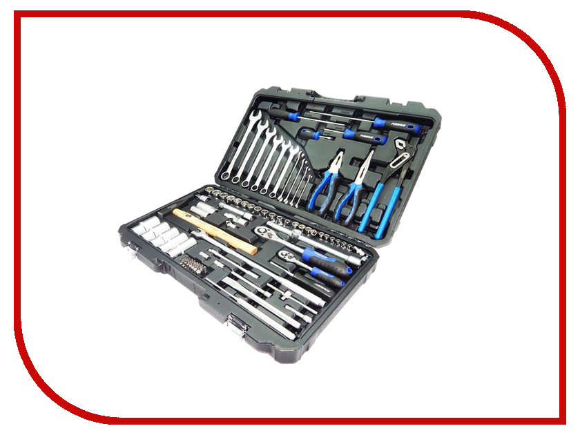 Набор инструмента Forsage 4911 набор инструмента forsage 42022 5