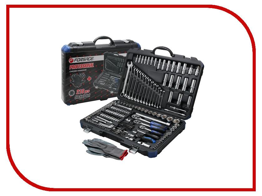 Набор инструмента Forsage 42182-5 набор инструмента forsage m033 3