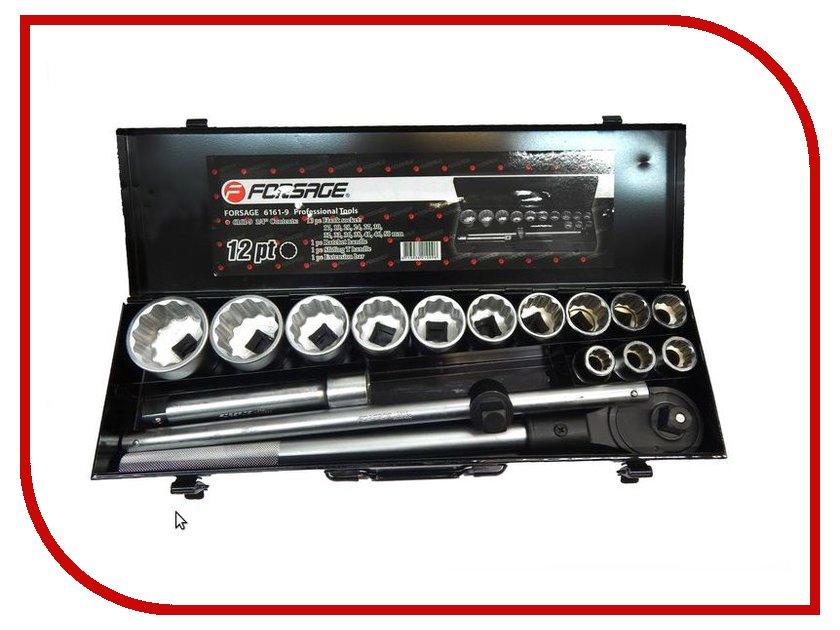 Набор инструмента Forsage 6161-9<br>