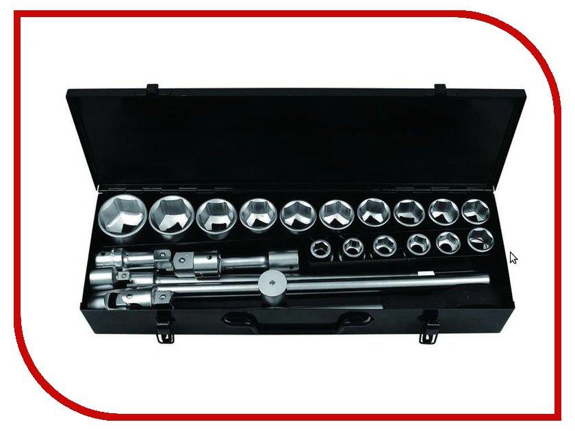 Набор инструмента Forsage 6241-5 набор головок forsage 9738 014 9 msa