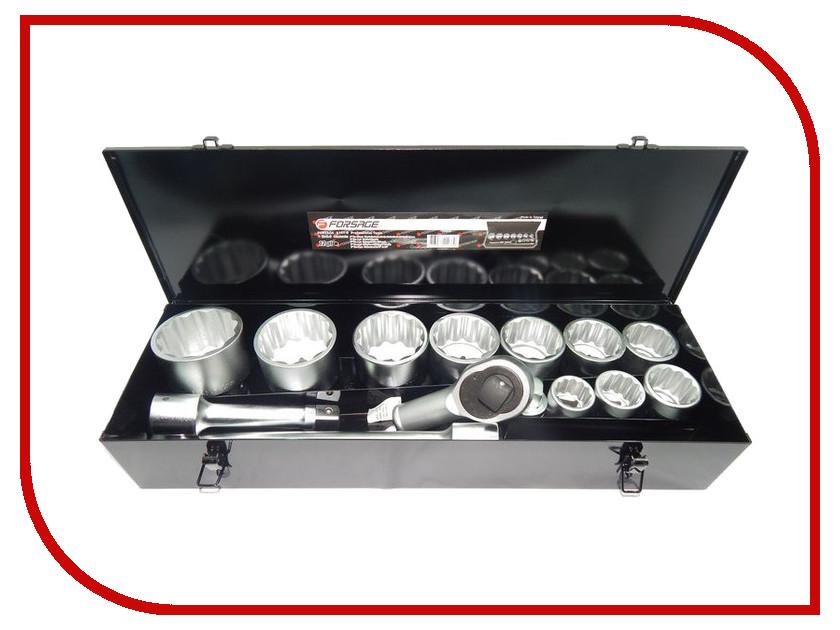 Набор инструмента Forsage 8141-9  набор инструмента forsage m033 3