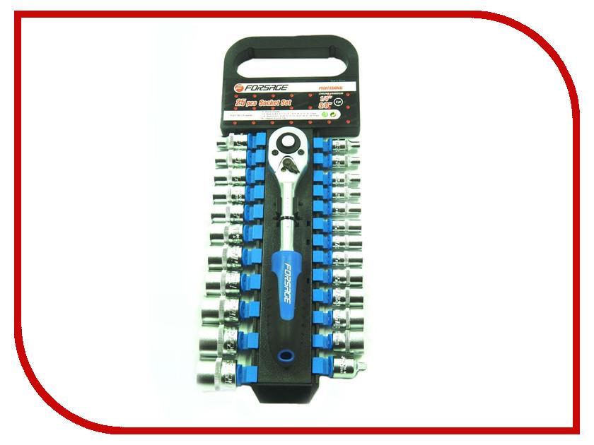 Ключ Forsage 025-9 MSA набор инструментов универсальный forsage 27 предметов 027 5 msa
