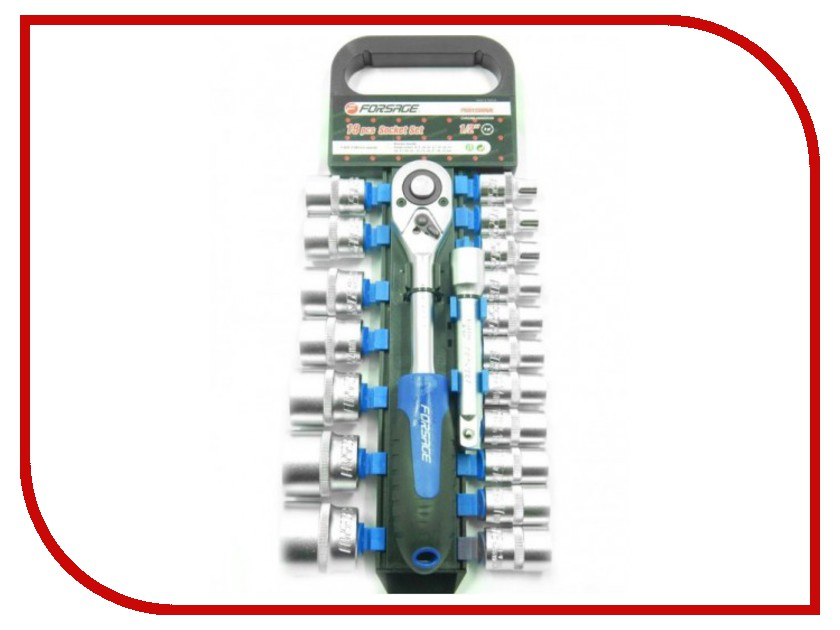 Набор инструмента Forsage 019-9 MSA<br>