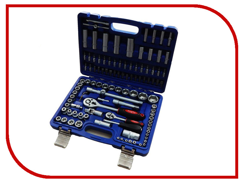 Набор инструмента KingTul KT108 набор инструмента kingtul kt26