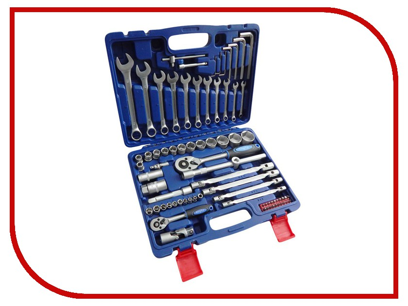 Набор инструмента KingTul KT77 набор инструмента kingtul kt26
