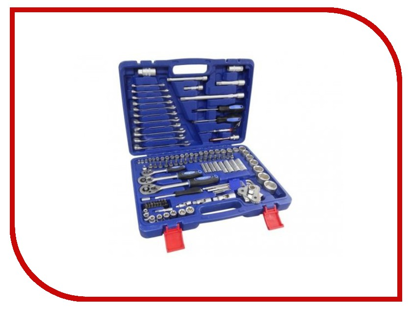 Набор инструмента KingTul KT121 набор инструмента kingtul kt186