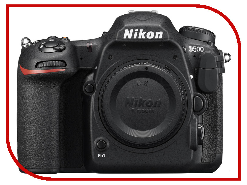 Фотоаппарат Nikon D500 Body<br>