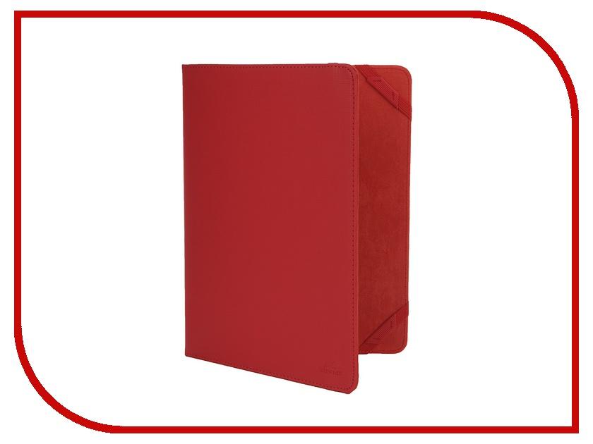Аксессуар Чехол 10.1-inch RivaCase 3207 Red<br>