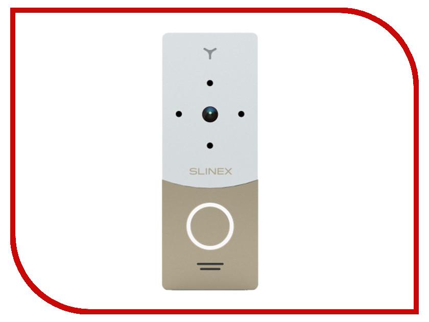 Вызывная панель Slinex ML-20IP White-Gold