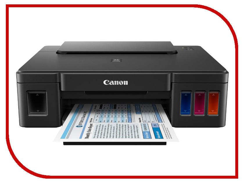 Принтер Canon PIXMA G1400 принтеры canon принтер canon pixma g1400 струйный цвет черный