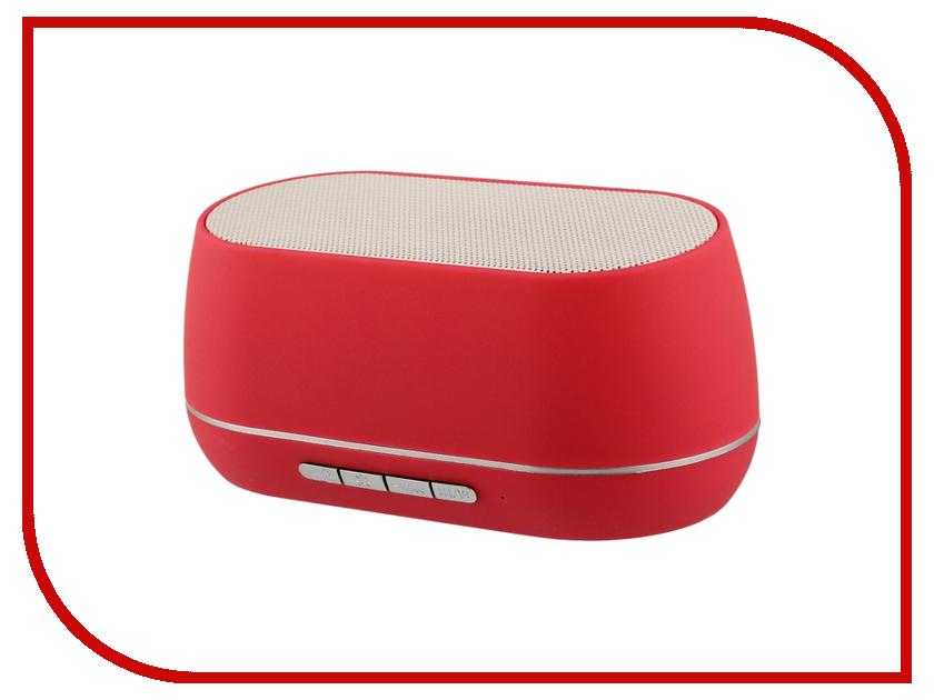 Колонка Music RC/BT-1026 Red 55594
