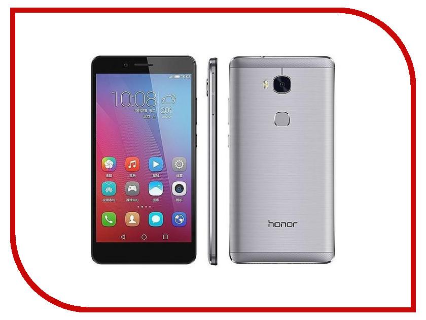 Сотовый телефон Huawei Honor 5X Grey<br>