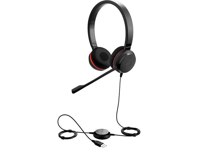 Jabra Evolve 20 UC Stereo 4999-829-209