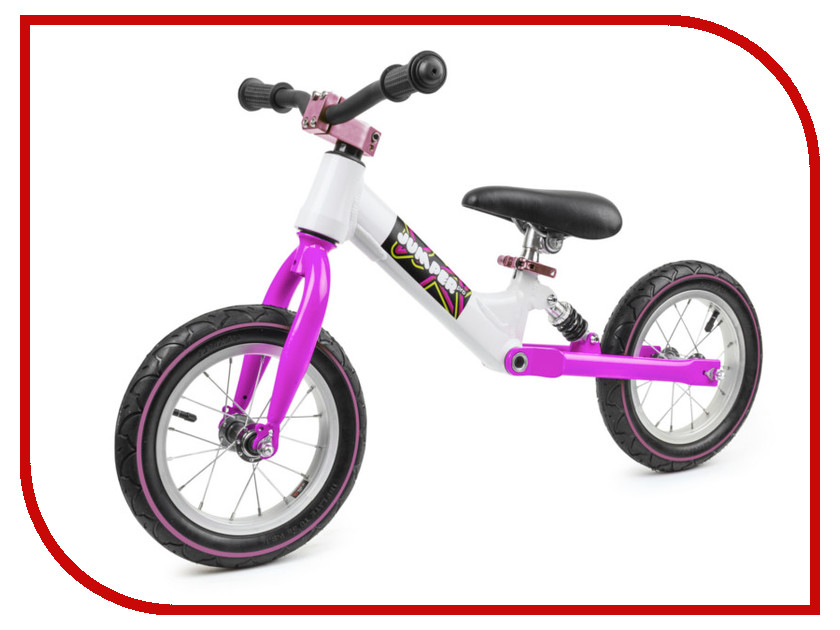 Беговел Small Rider Jumper Pro Coral Flower<br>