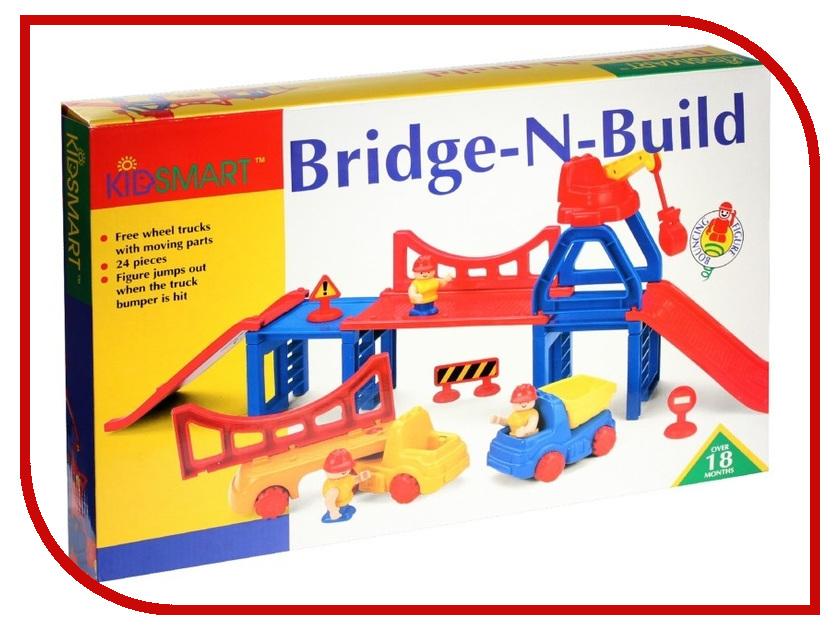 Игрушка Конструктор Kidsmart Строительство моста 29078<br>