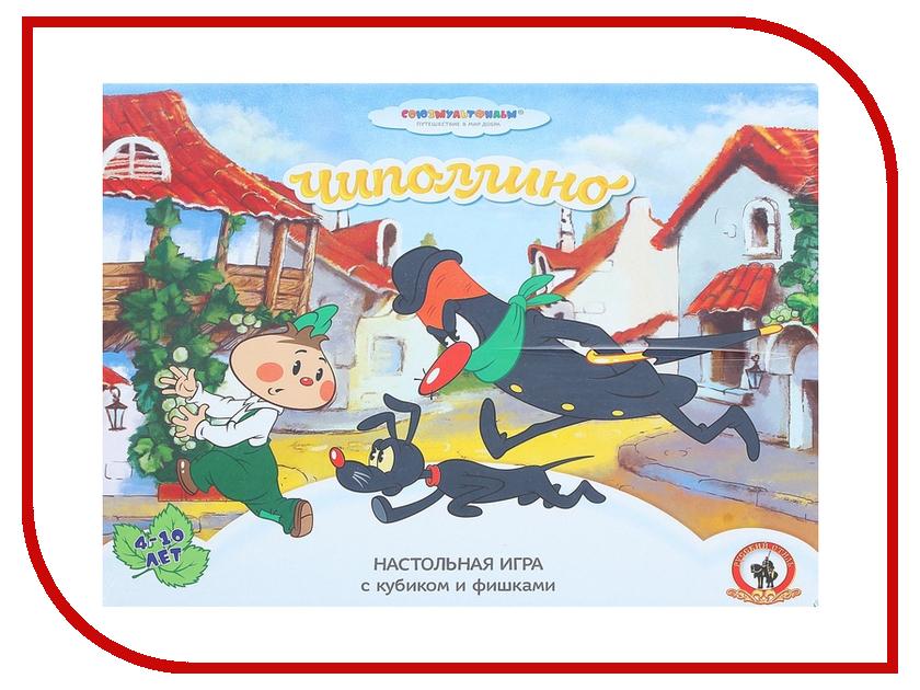 Настольная игра Русский Стиль Чиполлино 03817<br>