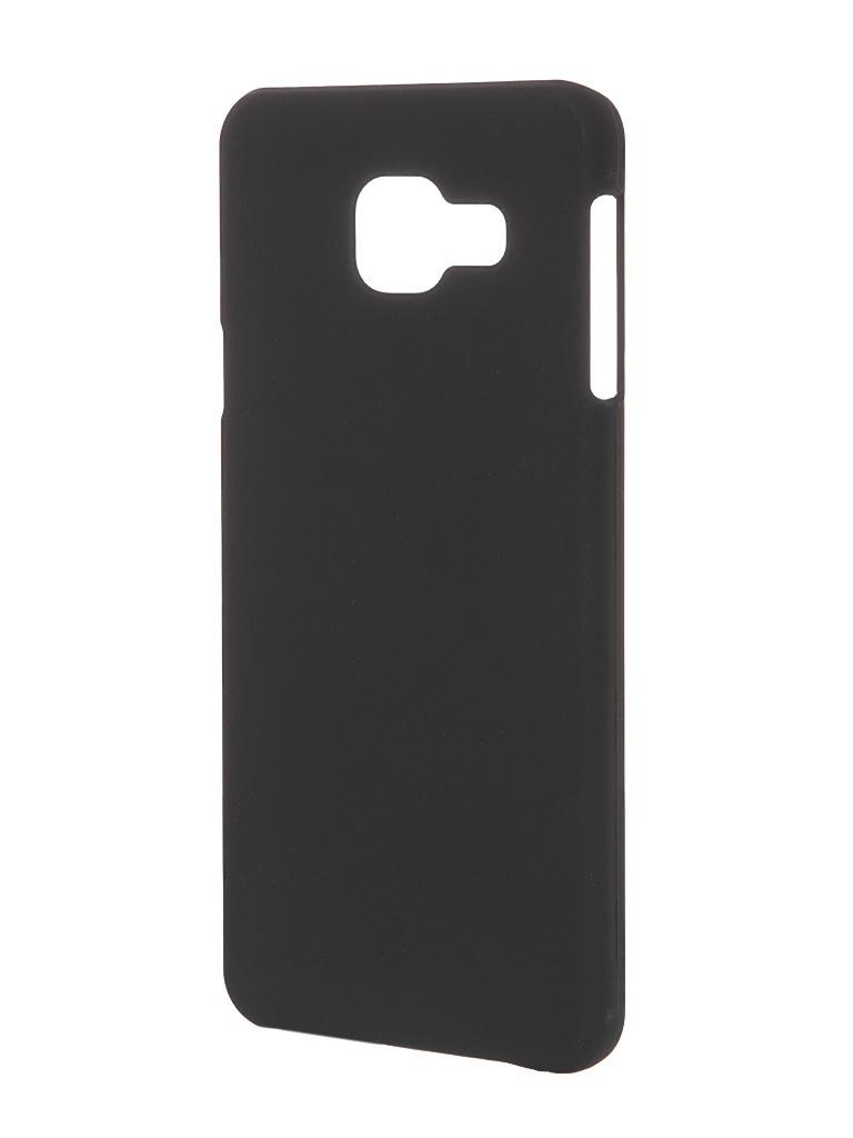 ��������� �����-�������� Samsung Galaxy A3 2016 SkinBox 4People Black T-S-SGA32016-002 + �������� ������