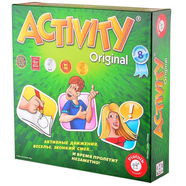 цена на Настольная игра Piatnik Activity 2-Юбилейное издание 794094