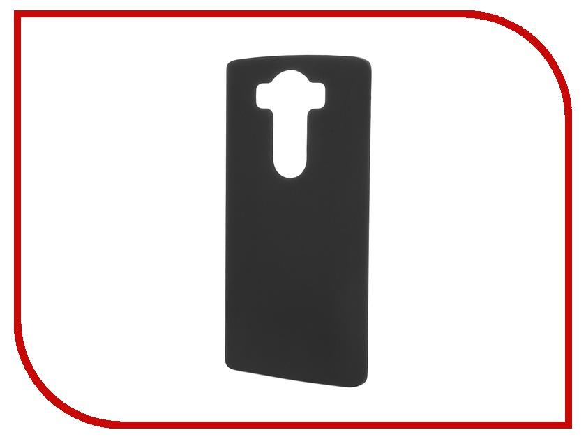 Аксессуар Чехол LG V10 SkinBox 4People Black T-S-LV10-002 + защитная пленка<br>