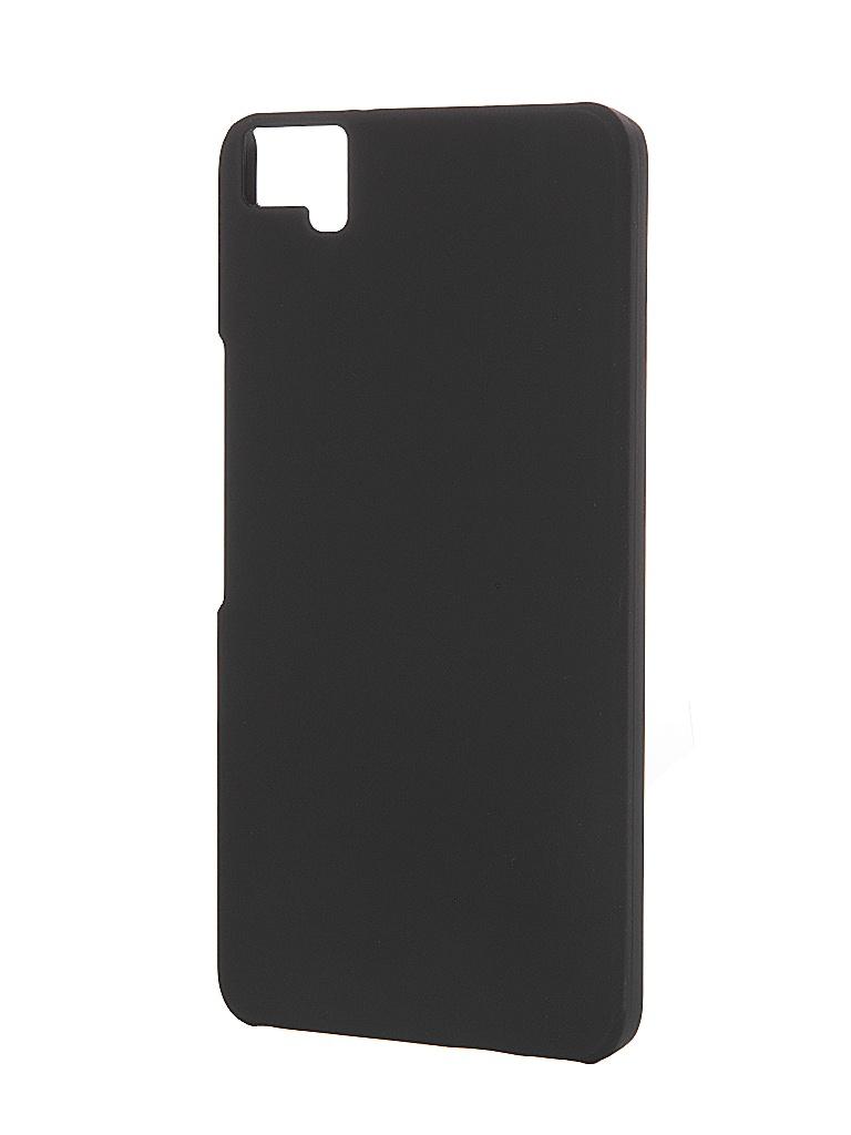 Аксессуар Чехол BQ Aquaris M5 SkinBox 4People Black T-S-BQAM5-002 + защитная пленка<br>