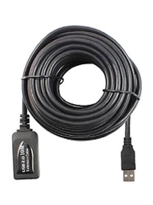 Аксессуар Омикс USB 2.0 кабель-удлинитель до 20 метров