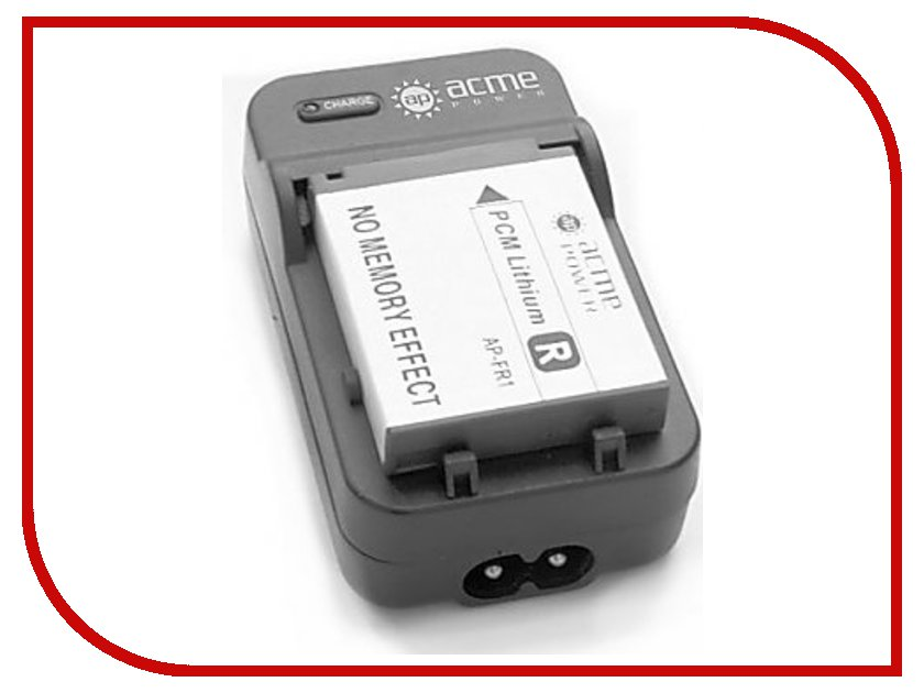 Зарядное устройство AcmePower AP CH-P1640 для аккумулятора LP-E6 аккумулятор acmepower ap lp e6 для фотокамеры canon