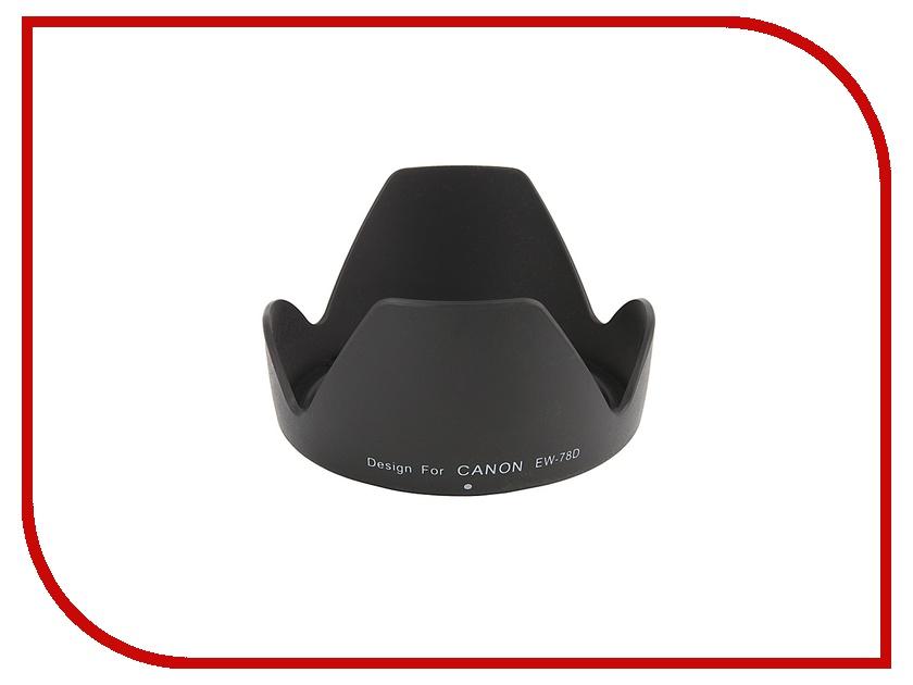 Бленда Flama JCEW-78D бленда 58mm flama rubber lenshood