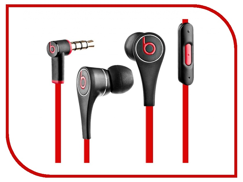 Гарнитура Monster Beats Tour with ControlTalk 129436 Black<br>