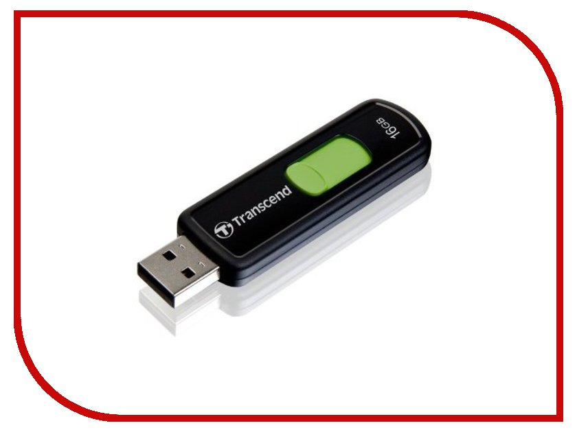 USB Flash Drive Transcend JetFlash 500 16Gb4.0<br>