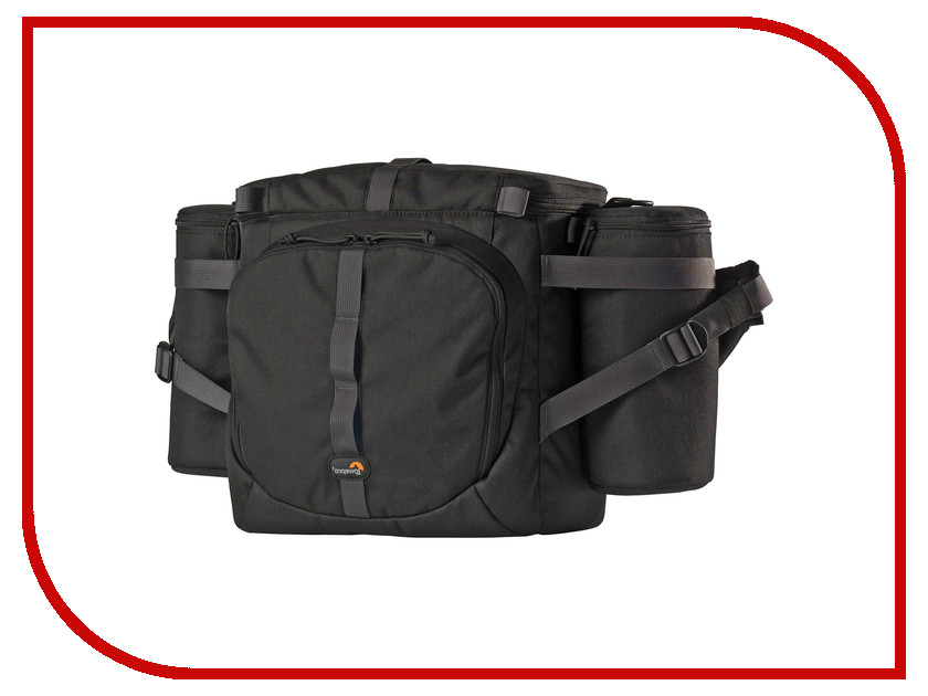 LowePro Outback 300 AW Black lowepro pro roller x200 aw black 82076