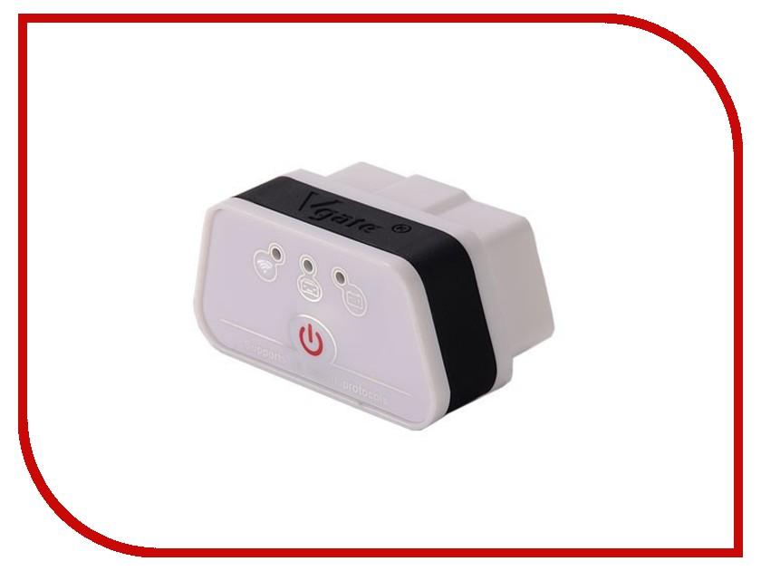 Автосканер vGate iCar2 OBD 2 PRO White<br>