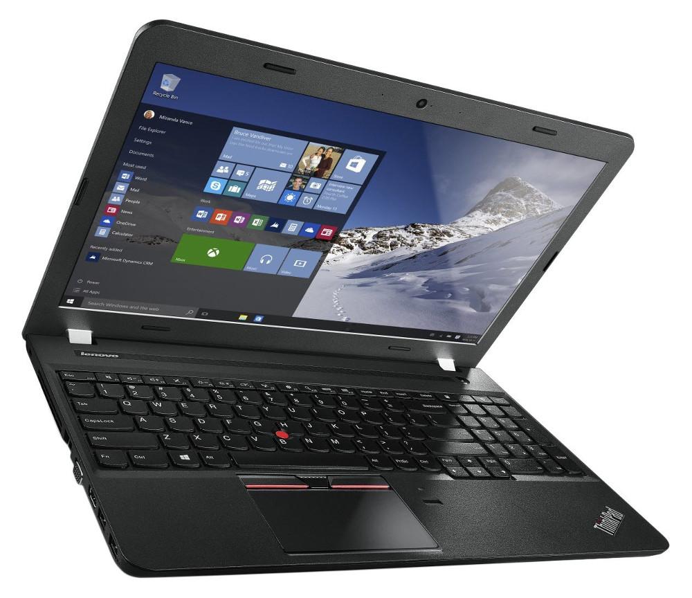 Ноутбук Lenovo ThinkPad Edge 560 20EV000NRT Intel Core i5-6200U 2.3 GHz/4096Mb/500Gb/DVD-RW/Intel HD Graphics/Wi-Fi/Bluetooth/Cam/15.6/1366x768/DOS 341794