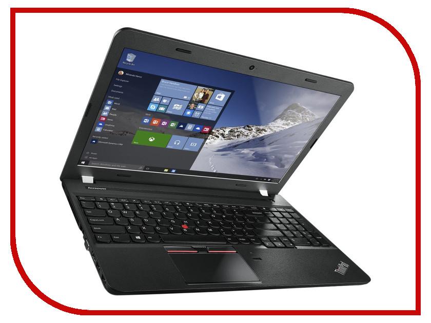Ноутбук Lenovo ThinkPad Edge E560 20EVS00500 Intel Core i7-6500U 2.5 GHz/8192Mb/1000Gb/DVD-RW/AMD Radeon R7 M370 2048Mb/Wi-Fi/Bluetooth/Cam/15.6/1920x1080/Windows 10 64-bit 341825