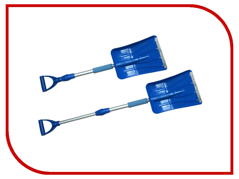 Аксессуар DolleX LPT-2298 - лопата для уборки снега телескопическая<br>