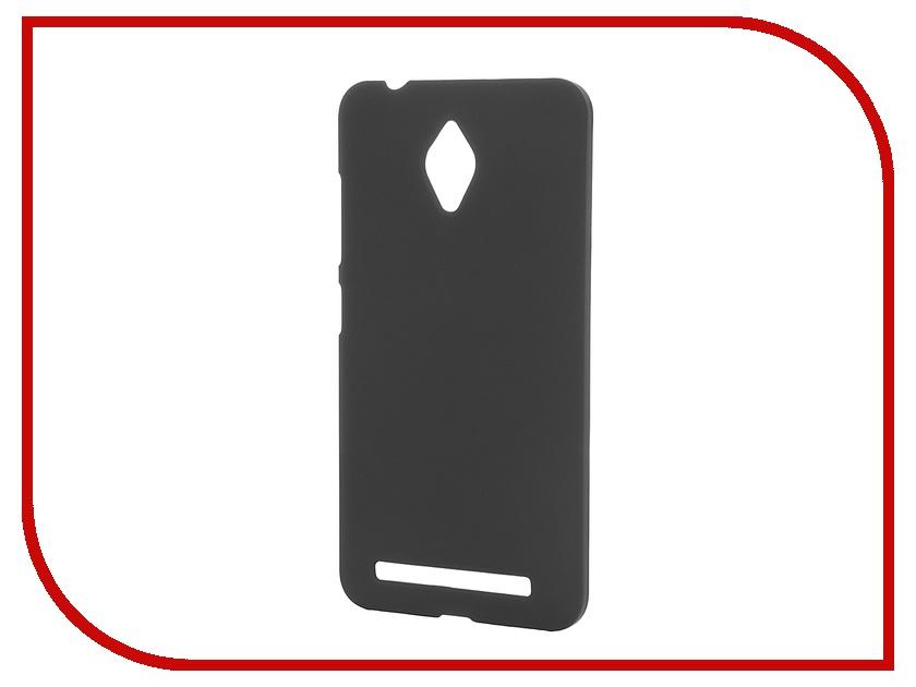 Аксессуар Чехол ASUS ZenFone Go ZC451TG SkinBox 4People Black T-S-AZZC451TG-002 + защитная пленка<br>