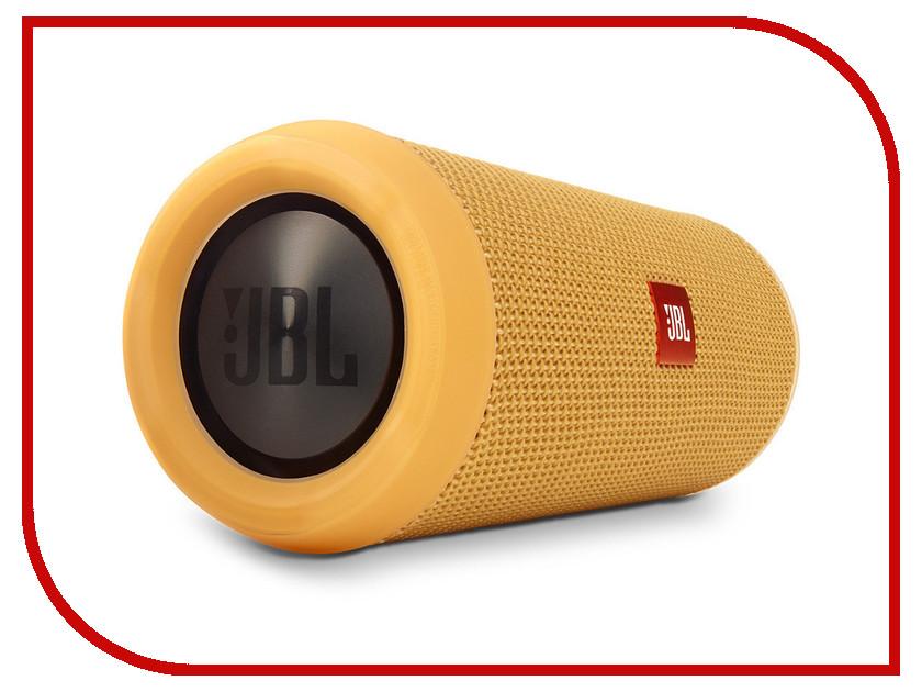 Колонка JBL Flip 3 Yellow<br>