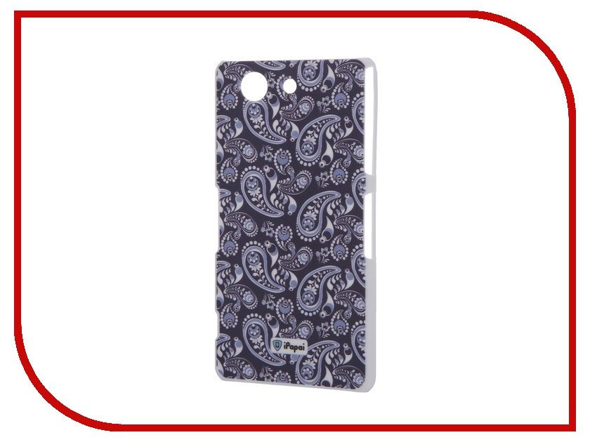 ��������� ����� Sony Xperia Z3 Compact iPapai ����� Blue