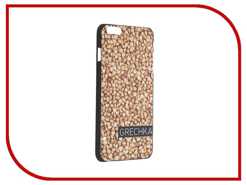 Аксессуар Чехол iPapai для iPhone 6 Plus Витамины Греча<br>