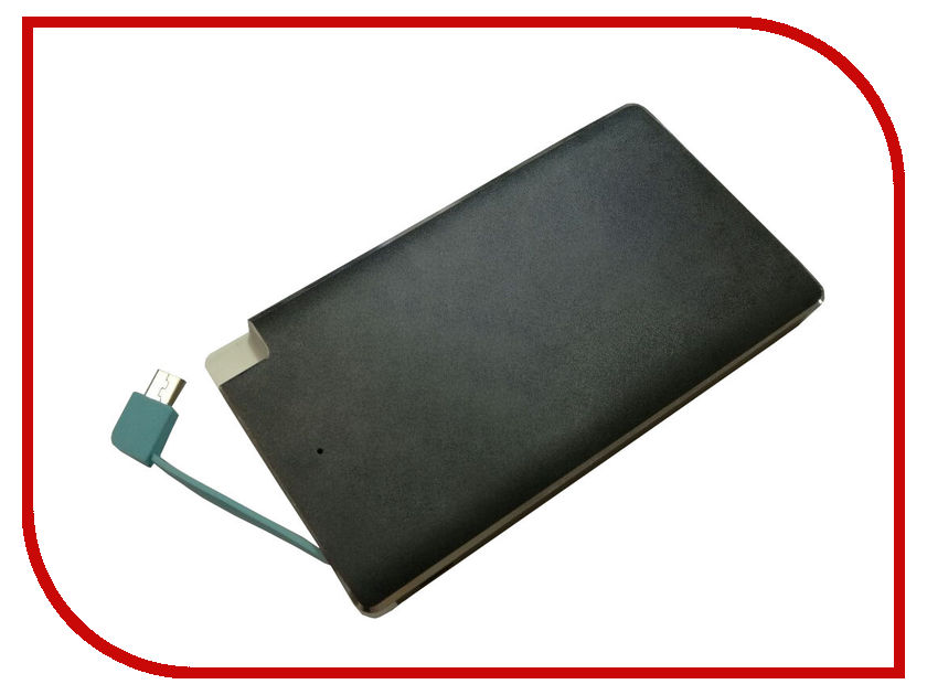 Аккумулятор KS-is KS-277 6000mAh Black аккумулятор ks is ks 303 20000mah blue black yellow