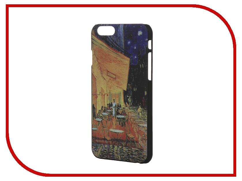 Аксессуар Чехол iPapai для iPhone 6 Картины Ван Гог Ночная терраса<br>