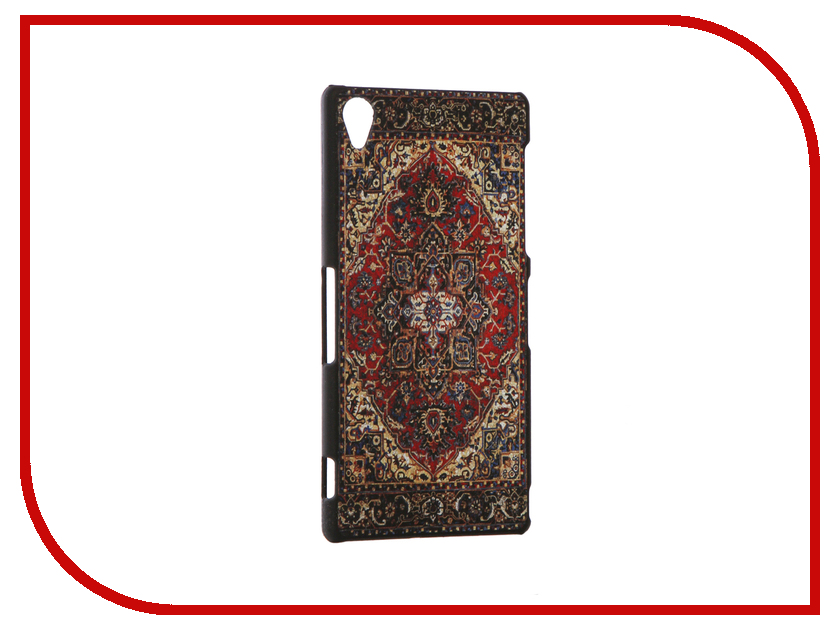 Аксессуар Чехол Sony Xperia Z3 iPapai Ковер Вид 2<br>