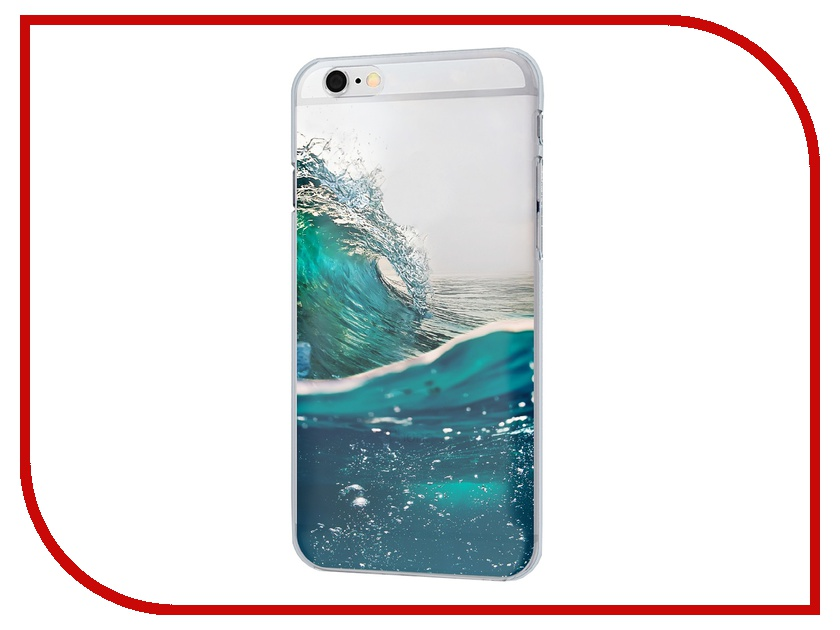 Аксессуар Чехол iPapai для iPhone 6 Волна<br>