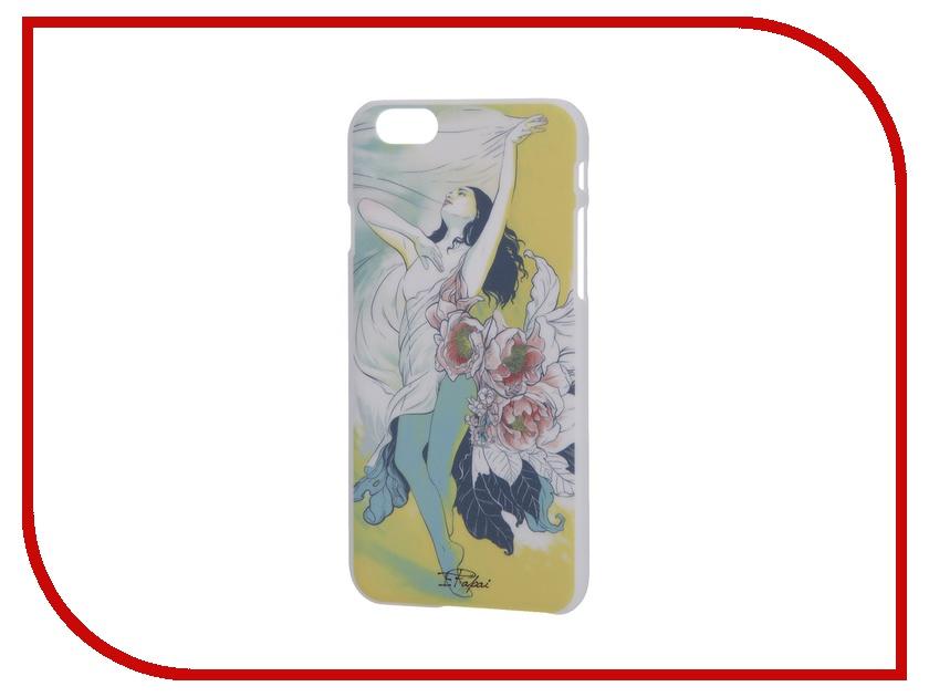 Аксессуар Чехол iPapai для iPhone 6 Женственность Брюнетка<br>