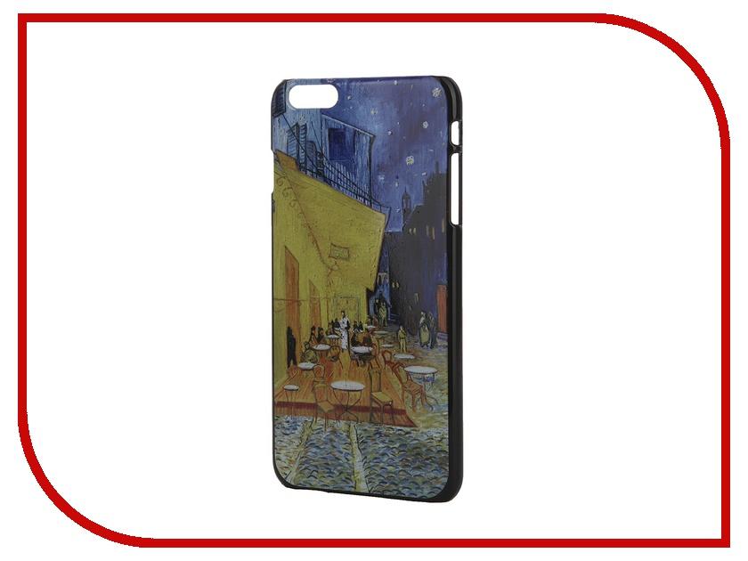 Аксессуар Чехол iPapai для iPhone 6 Plus Картины Ван Гог Ночная терраса<br>
